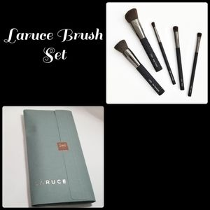 LARUCE  5 Piece Essential Brush Set